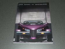 CHRYSLER brochure Annual report - édition 1996 en Anglais - rare !!