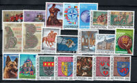Luxembourg 1983 MNH 100% Culture, Cept, Caritas