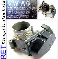 Drosselklappe 03L128063C Audi A 4 2,0 TDI original