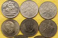 More details for crowns choice of year / date 1951 to 1981 high grades