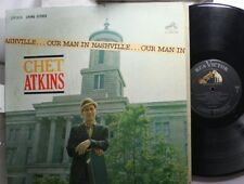 50'S & 60'S Lp Chet Atkins Our Man In Nashville On Rca