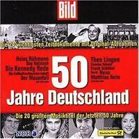 Bild-50 Jahre Deutschland Theo Lingen, Die kleine Cornelia, Caterina Va.. [2 CD]