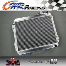 FOR 3 ROW TOYOTA Corolla AE71 AE72 Aluminum Radiator 1979 1980 1981 1982 1983 AT