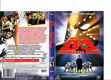 D3:The Mighty Ducks-1996-Emilio Estevez- Movie-DVD