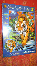PUZZLE 3D Magic 1000 pezzi Clementoni  * On The Prowl 391851