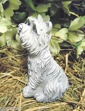 Latex curly hair dog Mold Plaster mold Concrete mold wax mold