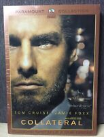 Collateral DVD 2 Dischi Edizione Speciale Tom Cruise Jamie Foxx Paramount N