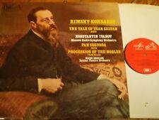 ASD 3549 RIMSKI-KORSAKOV musique orchestrale/Ivanov/Ermler/Moscou rso etc.