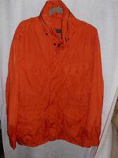 BNWT Ralph Lauren CANADESE Combat Giacca Arancione XL RRP £ 435