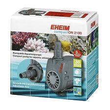 Pompe Eheim CompactON 2100 1400-2100l/h ref 1030220