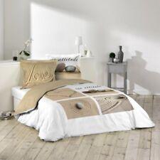 Douceur D'intérieur - Parure de lit 3 Pièces Imprimé Love 240 x 220 cm