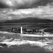 "Photo 1951 Oahu HI ""Sky View Barbers Point Lighthouse"""
