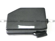 For Toyota MK4 Supra Carbon Fiber Interior Fuse Box Cap Cover Panel