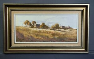 Robyn Collier oil painting Afternoon Light Luddenham