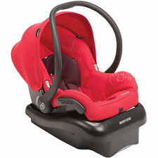 Maxi-Cosi Mico Infant Car Seat Limited Edition Intense Red!! NXT Edition!!