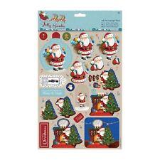 Do-crafts A4 Decoupage Confezione Jolly Babbo Natale Giocattoli