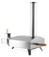 Ooni 3 Classic Portable Patented Wood Pellet Fired Outdoor Pizza Oven NEW