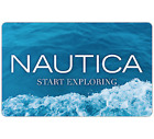 Nautica Gift Card - $25, $50 Or $100  Email Delivery  For Sale