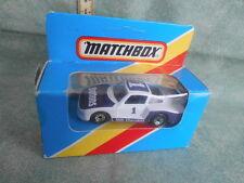 MATCHBOX BUTTON PORSCHE 935  FONDO DI MAGAZZINO  1983
