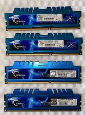 G.Skill Ripjaws X DDR3 RAM 4gb X 4 (16gb)