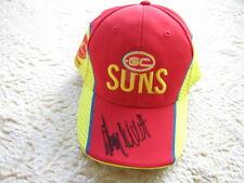 Gary Ablett JNR Signed AFL Gold Coast Suns Cap