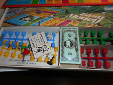 Vintage Milton Bradley 1974 EASY MONEY Board Game- UNUSED
