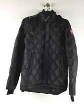 1617C Canada Goose Hendriksen Black Quilted Coat Men's Sz M