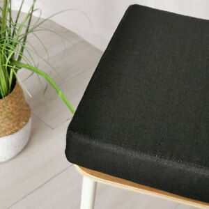 Thicken Soft Sponge Square Cushion Office Chair Seat Pad Tatami Home Decor