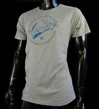 New Hurley Surfing Team Classic Trened Gray Mens T-Shirt Size Large HRL-180