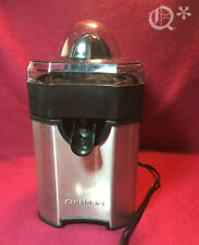 Cuisinart Ccj-500 Pulp Control Citrus Juicer Brushed Stainless