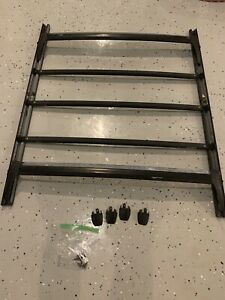 96-02 TOYOTA 4Runner ROOF RACK  OEM Complete W Hardware Cargo Luggage