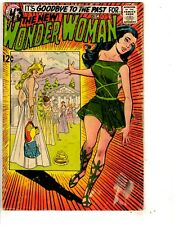 Wonder Woman # 179 VG/FN DC Comic Book Flash Batman Superman Justice League RH2