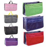 Handbag Organiser Purse Liner Organizer Women Storage Bag Tidy Travel Insert