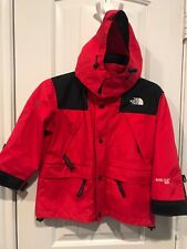 The North Face Kids Gore-Tex Jacket Red/Black Size Small