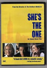 She's the One (DVD, 2000) Mike Mcglone, Cameron Diaz    *** free shipping ***