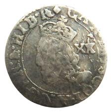 More details for 1625-1649 charles i scottish silver twenty pence coin .