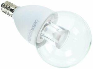 TCP LED5E12G1627K LED 5W G16 Globe 40W  Light Bulb