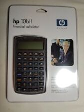 HP 10bll Financial Calculator for Statistics, Math and Science Brand New