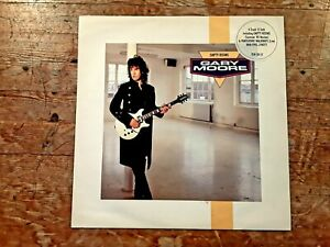 """GARY MOORE - EMPTY ROOMS - 12"""" SINGLE FOUR TRACK - ROCK - VINYL - PLAY  TESTED"""