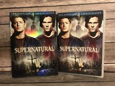 Supernatural - The Complete Fourth Season (DVD, 2009, 6-Disc Set)