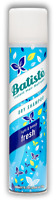 BATISTE Instant Hair Refresh DRY SHAMPOO, FRESH 6.73 oz 200mL - New & Fresh!