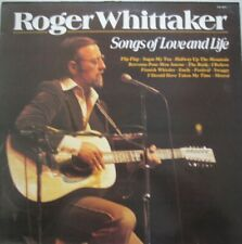 ROGER WHITTAKER -  SONGS OF LOVE AND LIFE - LP