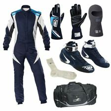 Go kart Race Suit With gloves,shoes  balaclava,socks and Bag
