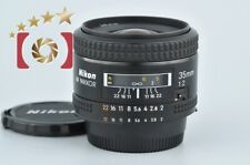 Excellent-!! Nikon AF NIKKOR 35mm f/2