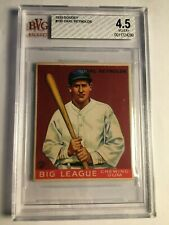 1933 GOUDEY #120 Carl Reynolds BVG 4.5 VG-EX+ St. Louis Browns PSA Fresh Graded