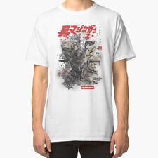 Super Robot Mazinger Z T-Shirt Men & Women Tranzor Z T-Shirt Unisex, Anime