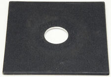 Sinar Lens Board 34 mm Cut Out