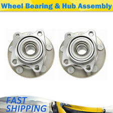 MOOG Rear Wheel Bearing and Hub Assembly 2 PCS For Lincoln MKX