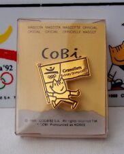 PIN COBI GRANOLLERS SUB SEU OLIMPICA BARCELONA'92. En Cajita Original.