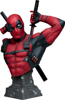 MARVEL Comics Deadpool Bust 1:3 scale Statue by Sideshow Collectibles